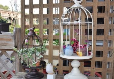 桌上型鳥籠 98222 (2個尺寸)