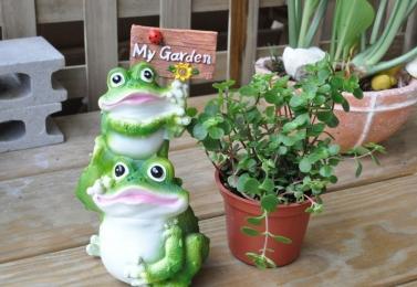 青蛙裝飾 05D004B