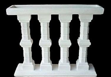 塑鋼盆   BA-柵欄