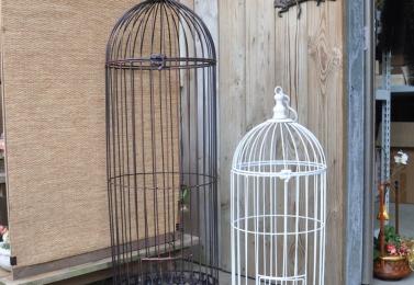 高形鳥籠 95255 (2個尺寸)
