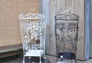 鐵製音符傘桶  (2種形狀)
