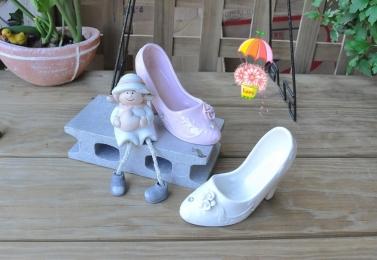 浪漫高跟鞋