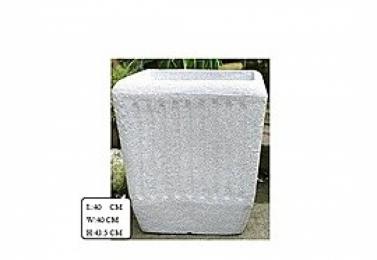 塑鋼盆  IT-40   40cm正方盆