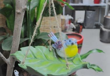 葉子餵鳥器 19D0025