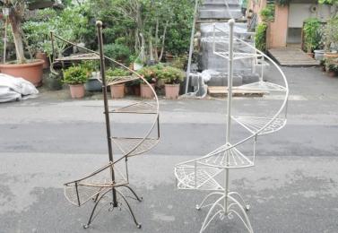 螺旋造型鐵架