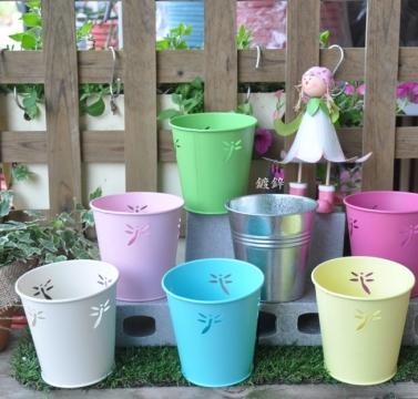 彩色鐵桶    (共7色)