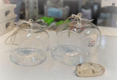 玻璃吊球系列  蘋果型