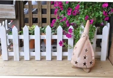 ㄇ形花盆圍籬