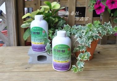 貴花香 植物營養保護劑 無毒性 治蟲害